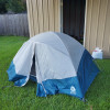 Alexandria Tent in Backyard