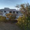 Dry Docked Camper Van