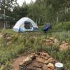 Aspen Grove Tent Camp Site #3