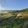 Bell Tent Glamping, Mountain+Creek