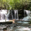 1 Site Private Waterfall Campground