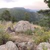 Backpacking - Mountain Meadow Vista