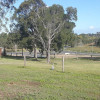 Hut paddock-self contained campers