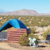 PLATFORM 1 - scenic tent platform