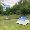 Rural, meadow camping on 9 acres