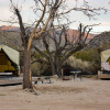 Coyote Flats - Tent Cabin #1