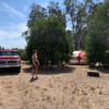 ParadiseRanch Tent camping site 2,3