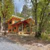 Sunrise Cabin at Yale Creek Farm