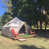 Creekside Tent Cabin