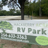 RV Park Near Historic Downtown