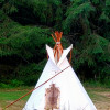 Four Directions Tipi