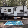 New Camper Near the Suwanee River