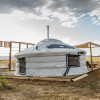 Fort Collins Yurt off grid living