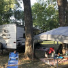 RV Park in center of spacious camp