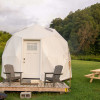 Smoky Mountains Glamping Dome #1