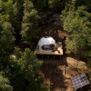 Geodesic Glamping Dome