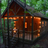 Woodsman at Starr Mountain Retreat