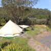 Romantic Tent for 2 @Zeehanbushcamp