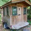 River Mountain rustic Tiny House