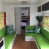 Retro caravan @ Bushy's