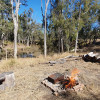 Shanti - Camp site