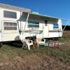 The Farm House:  Camper