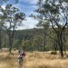 Australian bush camping and riding