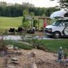 Harmony Lake - Small RV Camp Site