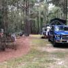 Cedar Creek Campsites #2 thru #15