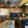 Corn Crib Glamping at Royalton Bnb