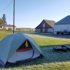 RV camp/electric and Wi-Fi access