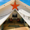 Tiny Town Campsite- Yurt