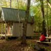 Off-grid Creekside Cabin