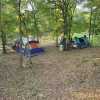 Orrasis tent site, Ponder