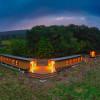 Modern Explorer's Glamping Cabin