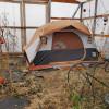 OMG Greenhouse Tent #HipCampWYRanch