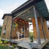 Smoky Mountains Glamping Tiny House