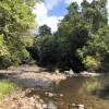 Mena Creek Retreat, Down The creek.