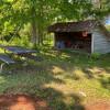 Adirondack Shelter & Tent Island