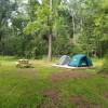 Camping W/ kayaks