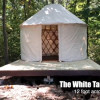 The Whitetail Yurt
