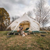 Glamping @ Dharma Bums Eco Camp