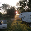 Serene RV camping close to Austin