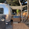 Airstream on the Homestead