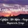 Historic Remote Lone Mound Ranch