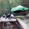 Awesome Overlook Hammock Camping