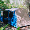 Family Tent in Noosa Hinterland
