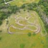 Race track farm