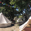Yurt Canvas Camping