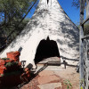 Tipi Dwelling in Arizona